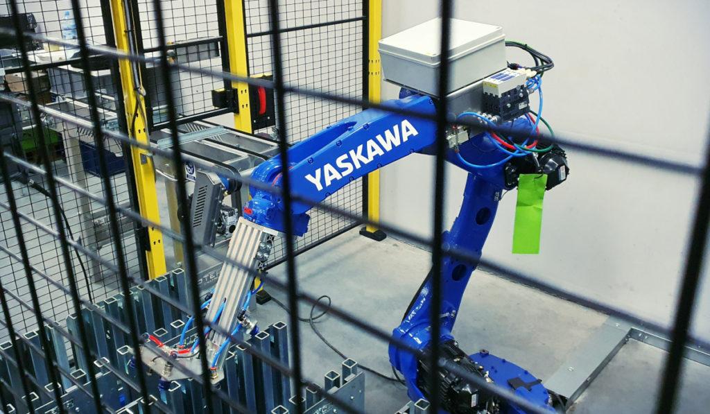 zrobotyzaowane zgrzewanie integrator robotów