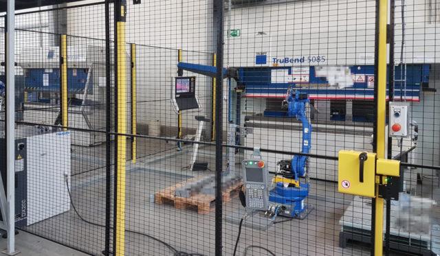stertech integrator yaskawa roboty