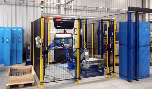 robotyzacja produkcji stertech