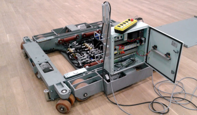 układy sterowania stertech